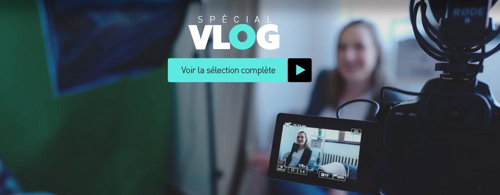 Tout le matériel photo et vidéo pour le vlog