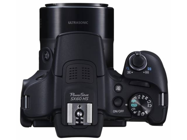 how to connect canon powershot sx60 hs to device
