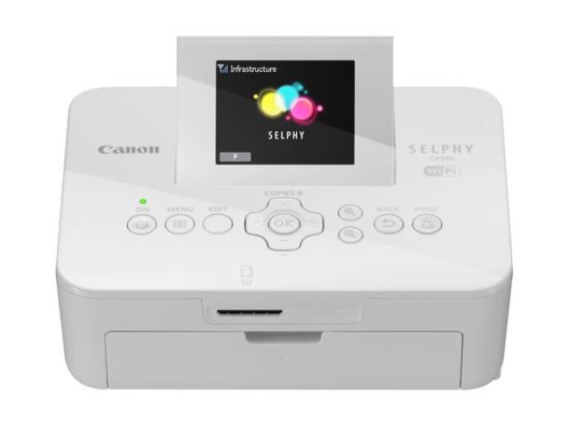 imprimante photo compacte canon selphy cp910 blanche. Black Bedroom Furniture Sets. Home Design Ideas