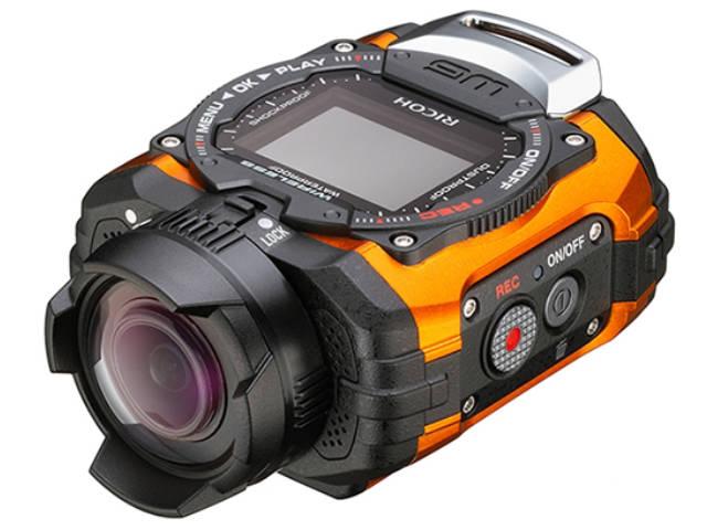 camera decathlon g eye 500 WG-M1_orange-94