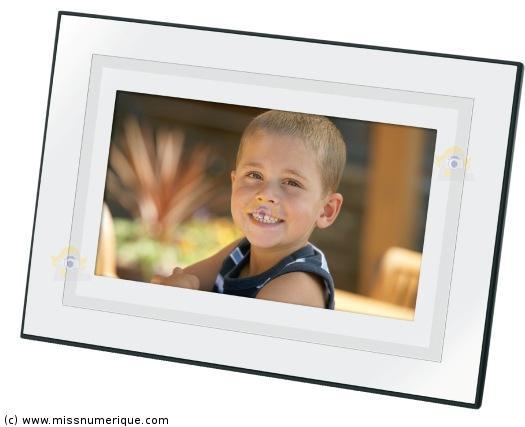kodak cadre photo numerique tactile easyshare p diagonale
