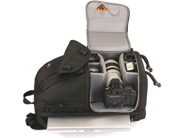 sac dos photo lowepro fastpack 350 noir. Black Bedroom Furniture Sets. Home Design Ideas