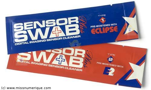 photosol sensor swab plus