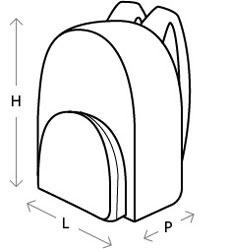 picto dimensions sacs dos 249 55