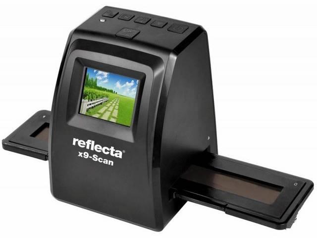 scanner de films x9 scan. Black Bedroom Furniture Sets. Home Design Ideas