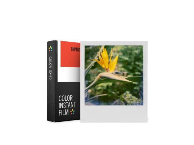 pack recharge impossible color pour polaro d sx 70. Black Bedroom Furniture Sets. Home Design Ideas