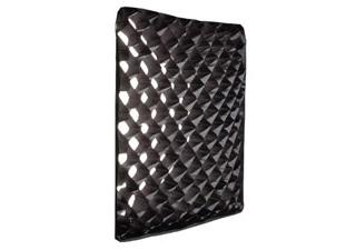 multiblitz grille nid d 39 abeille pour bo te lumi re 60x60cm. Black Bedroom Furniture Sets. Home Design Ideas