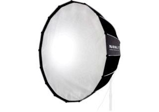 Nanlite SB-PR-120Q Bo/îte /à lumi/ère parabolique 120 cm Version rapide pour prise de vue de photographie et vid/éo