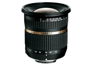 TAMRON SP AF 10-24 mm F/3.5-4.5 Di II LD Aspherical (IF) monture CANON objectif photo