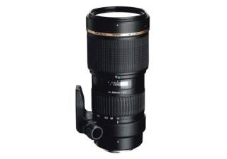 TAMRON SP AF 70-200 mm f/2.8 Di LD (If) Macro monture CANON objectif photo
