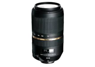 TAMRON SP 70-300 mm f/4-5.6 Di VC USD monture NIKON objectif photo