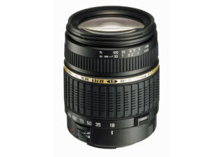 TAMRON AF 18-200 mm f/3.5-6.3 XR Di II Macro monture CANON objectif photo