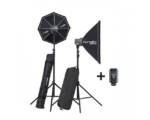 ELINCHROM kit flash de studio D-Lite RX One Box