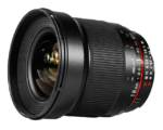 SAMYANG 16 mm f/2 ED AS UMC CS monture PENTAX objectif photo