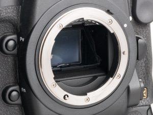 miroir, nikon, reflex, full frame, plein format