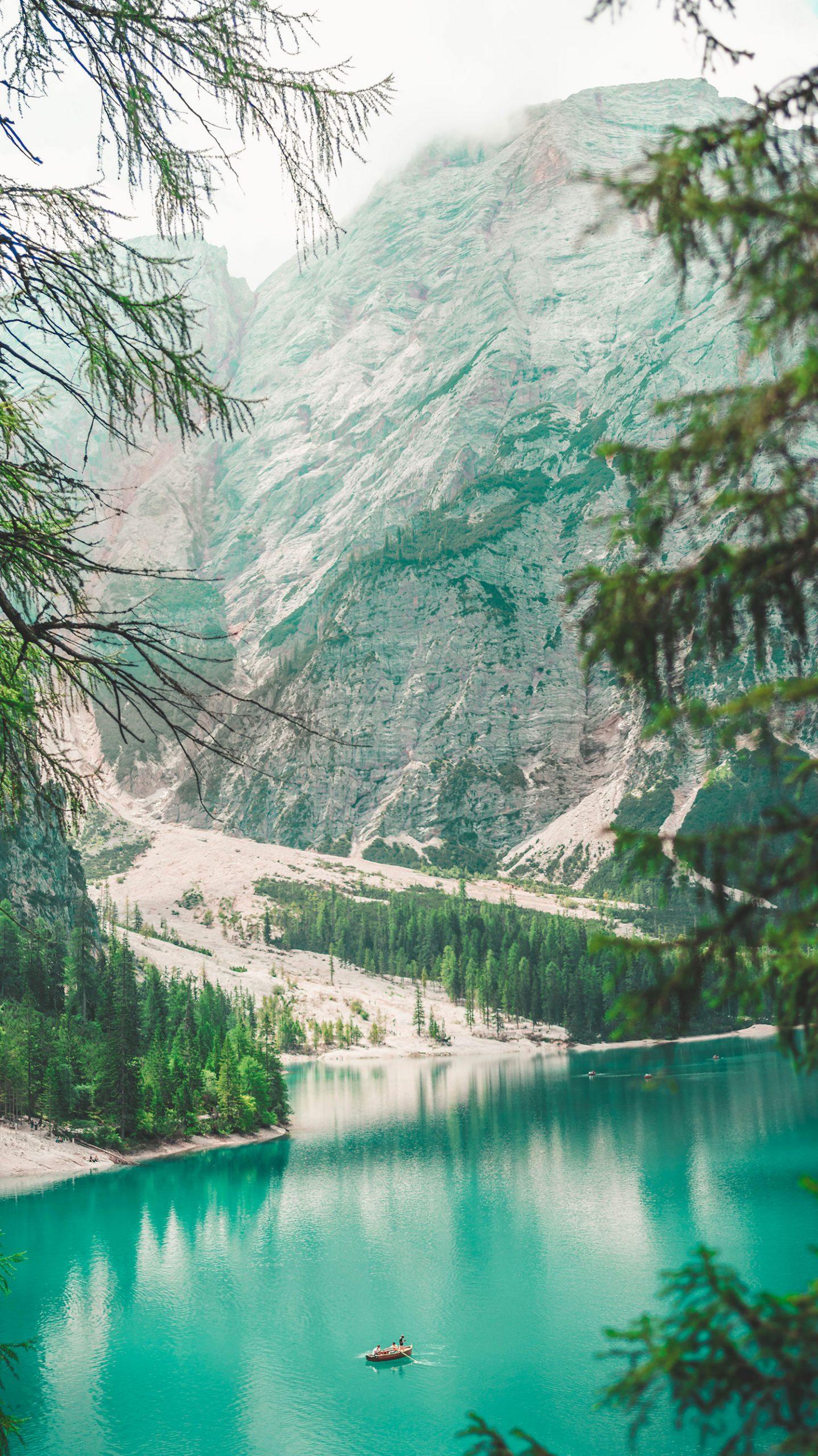 Conseils photo paysage : échelle.
