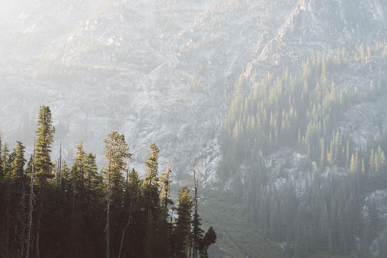 Conseils photo paysage : premier plan.