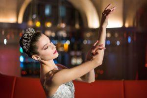 Laure Adelaïde Boucaud, danseuse à l'Opéra national de Paris, au 55mm f/1.8 Sony-Zeiss