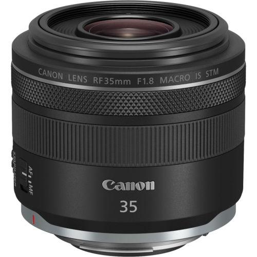 Canon RF 35 mm f/1,8 Macro IS STM