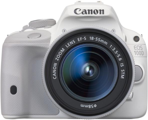 Le Canon EOS 100D est le plus petit reflex APS-C