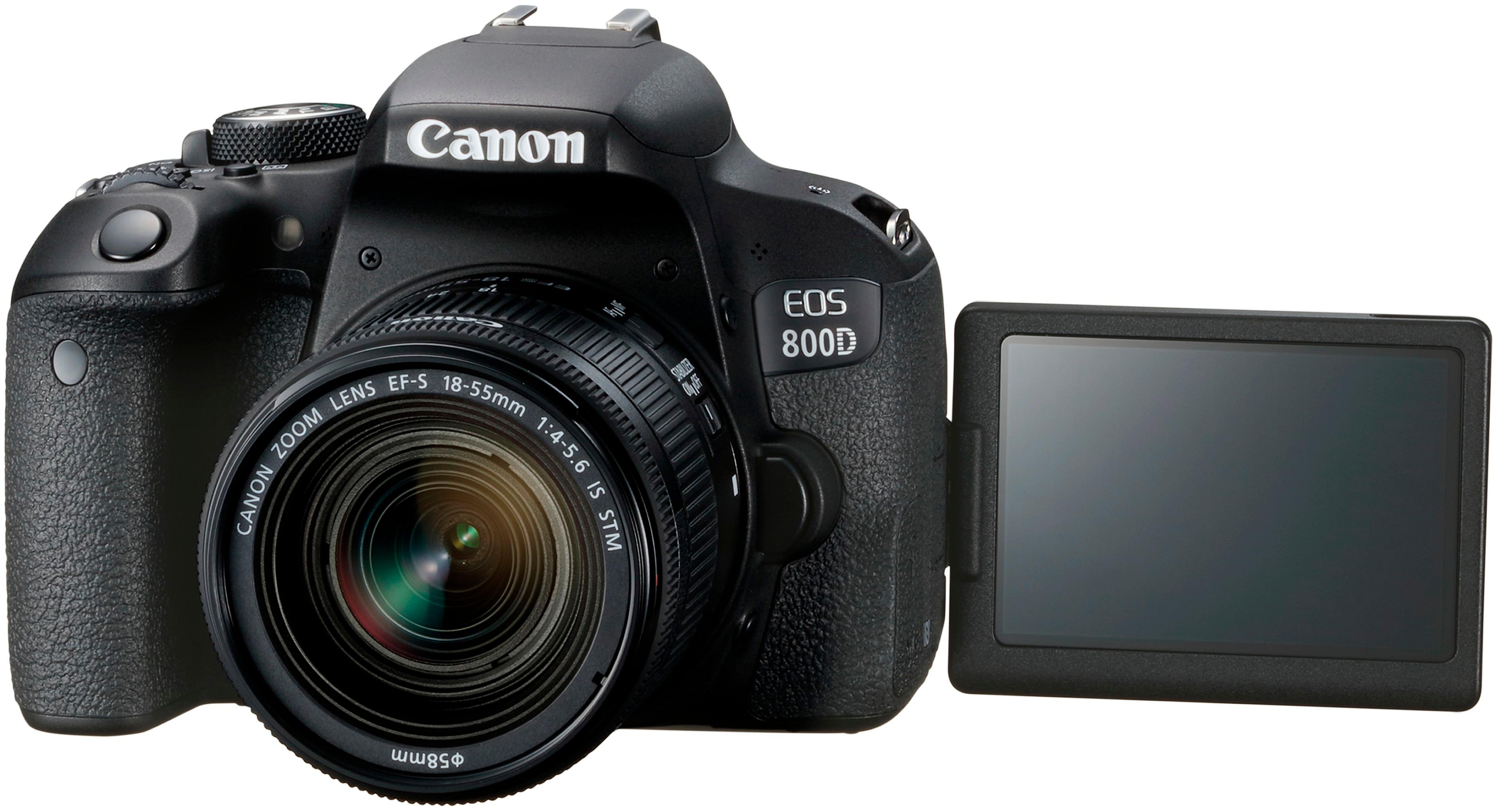 Canon EOS 800D, écran sorti