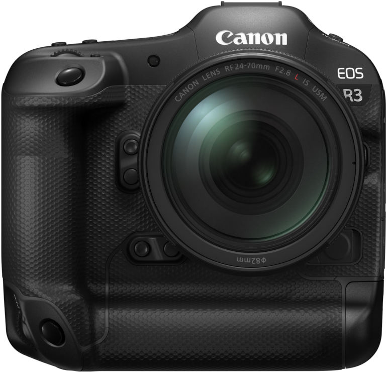 Canon EOS R3 et RF 24-70mm F2.8 IS USM