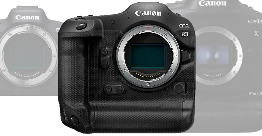 Canon EOS R3 : que sait-on du prochain hybride plein format ?