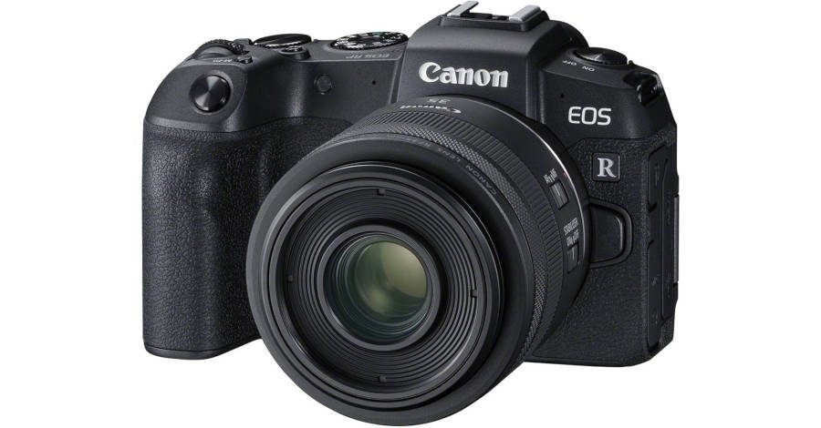 Canon EOS RP : l'hybride plein format abordable