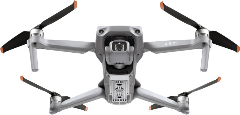 DJI Mavic Air 2S déployé