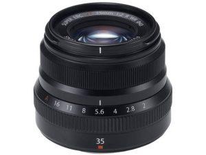 Fujifilm XF 35mm f/2 WR (170g)