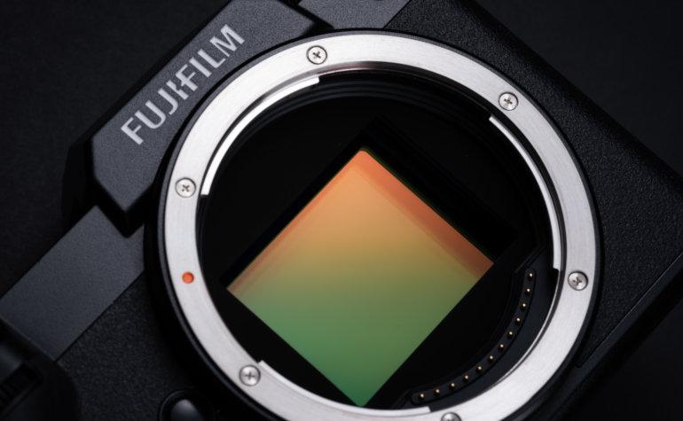Capteur Fujifilm 51 MP