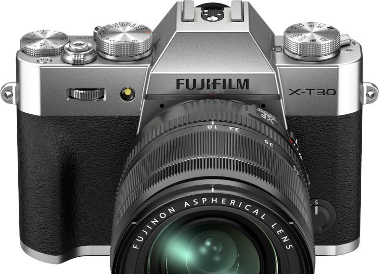 Fujifilm X-T30 II et 18-55mm