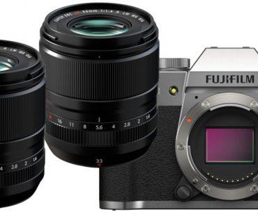 Fujifilm X-T30 II et Fujinon XF 23mm et 33mm F1.4 R LM WR