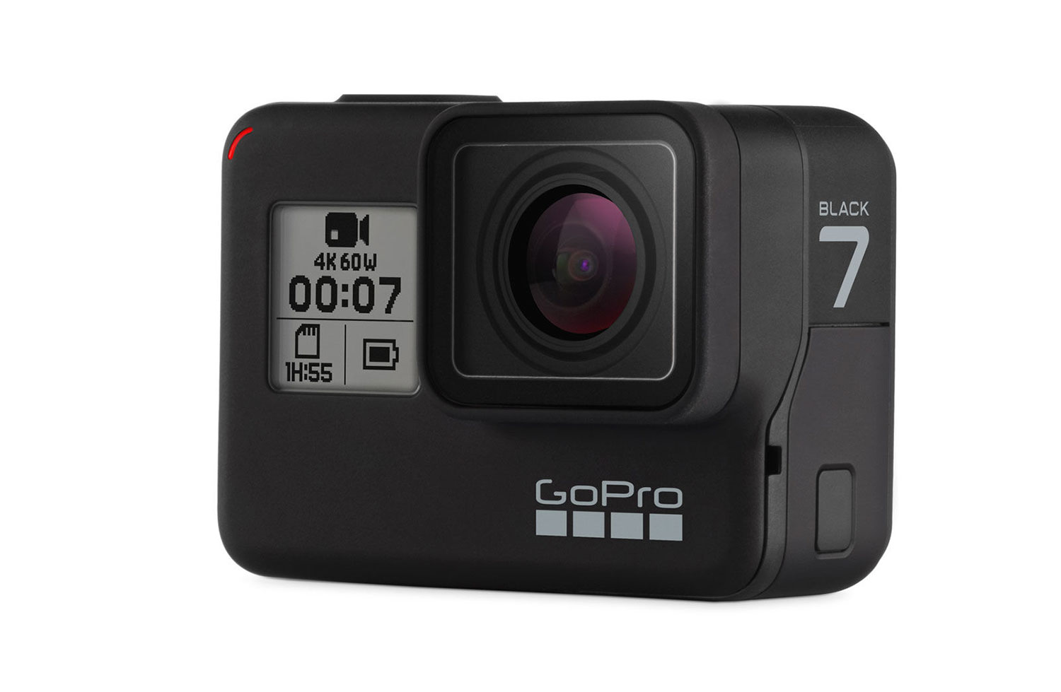 Guide action cams : GoPro Hero 7 black.