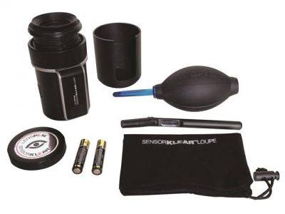 Kit de nettoyage capteur sensor clean lenspen