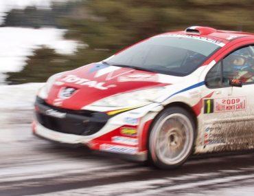 Vouilloez/Klinger, Monte-Carlo 2009