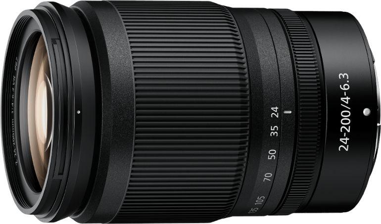 Nikkor Z 24-200mm F4-6.3 S