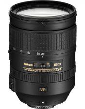 Objectif photo Nikon AF-S Nikkor 28-300 mm f/3,5-5,6 G (11,4 cm - 800g)