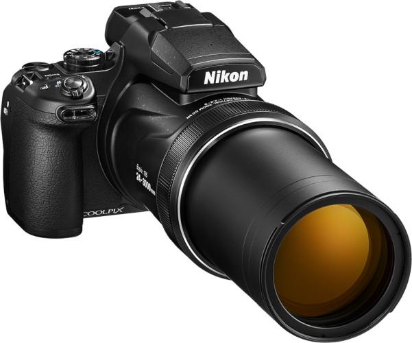 Nikon P1000 : bridge à gros zoom