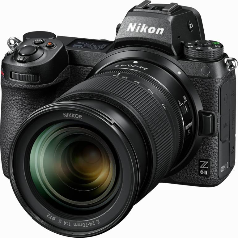 Nikon Z6 et Nikkor 24-70 mm