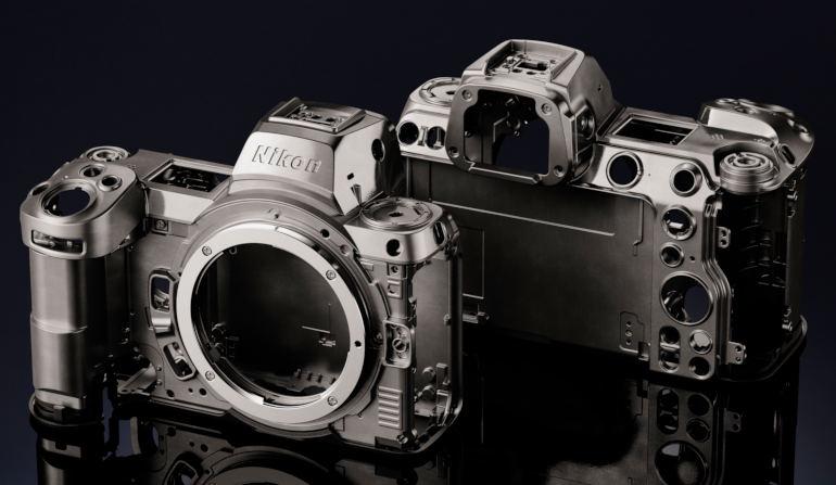 Châssis du Nikon Z7 II