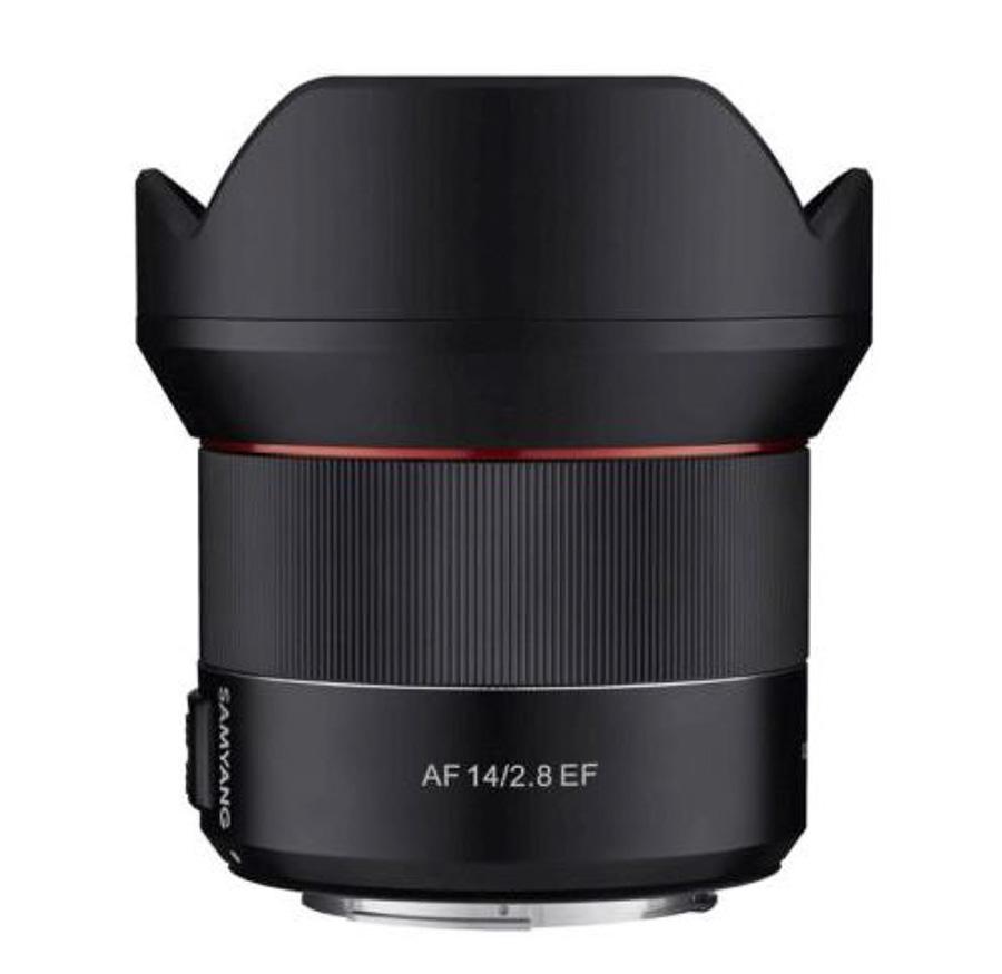 Objectif Samyang AF 14mm f/2.8