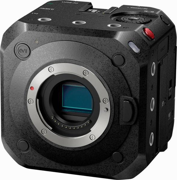 Caméra Panasonic BGH1 nue