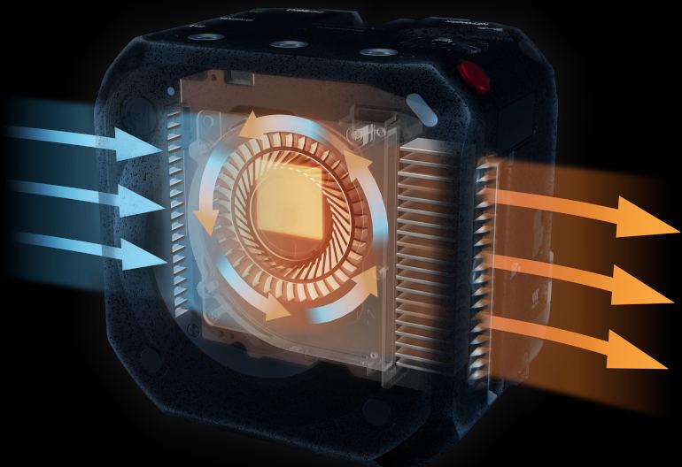 Ventilation de la Panasonic BGH1
