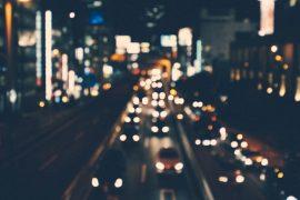 Photo de nuit urbain de deisrael sundseth