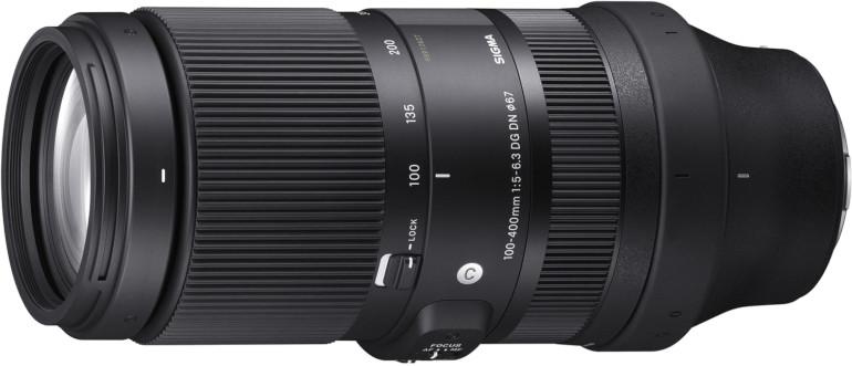 Sigma 100-400mm F5-6.3 DG DN Contemporary