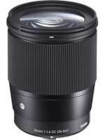 Sigma 16mm f/1,4 DC DN