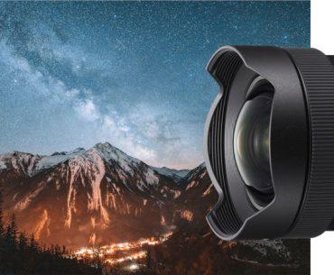 Sony 14 mm F1.8GM et paysage astronomique © Carmen Huter