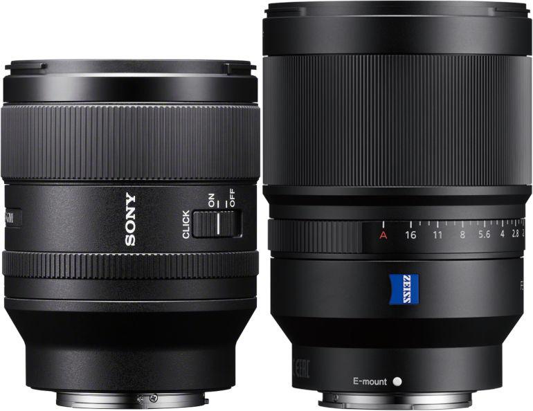 Sony FE 35 mm f/1,4 GM et Zeiss FE 35 mm f/1,4 ZA