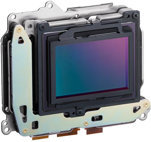 Capteur du Sony Alpha 7C